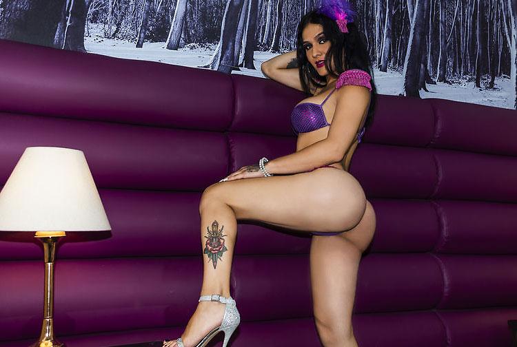 tattooed trans camgirl cindylaurentts